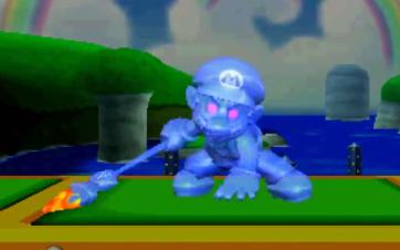 Mario Paint Oscuro