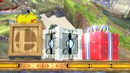 Variedad de Cajas SSB4 (Wii U)