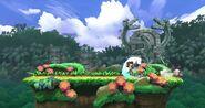 Jungla Escandalosa (Versión Omega) SSB4 (Wii U)