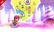 Ness en Magicant SSB4 (3DS)