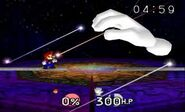 Master Hand SSB