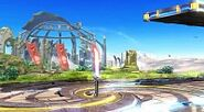 Espada láser en Super Smash Bros. 4
