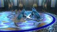Metagross (2) SSB4 (Wii U)