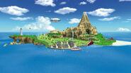 Isla Wuhu en Wii Sports Resort