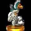 Trofeo de Duck Hunt (alt.) SSB4 3DS.png