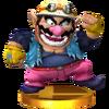 Trofeo de Wario SSB4 (3DS).png