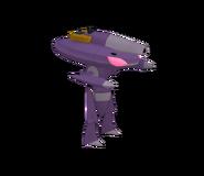 Pose T Genesect SSB4 (Wii U)