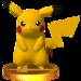 Lista de trofeos de SSB4 3DS (Pokémon)
