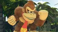 Donkey Kong en SSBU