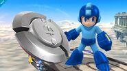 Parte trasera del Bumper SSB4 (Wii U)