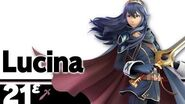 21ᵋ Lucina – Super Smash Bros