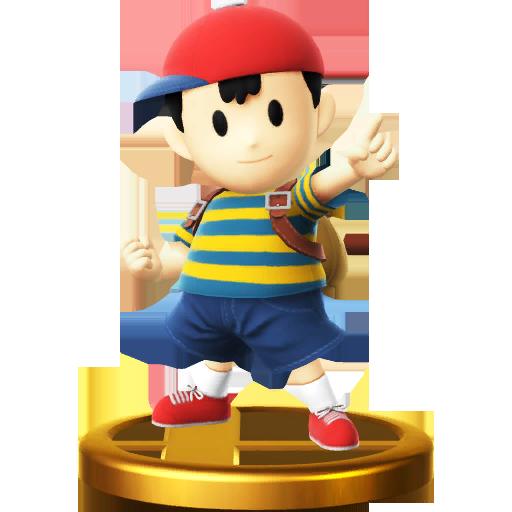 Lista de trofeos de SSB4 Wii U (EarthBound)