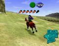 Clásico The Legend of Zelda Ocarina of Time