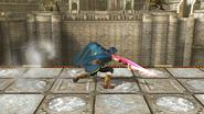 Danza del sable (Marth) (2) SSB4 (Wii U)