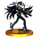 Lista de trofeos de SSB4 3DS (Bayonetta)
