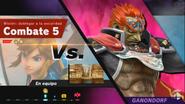 Combate 5 (Smash Arcade) Link