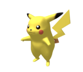 Pose T Pikachu SSBB
