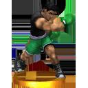 Lista de trofeos de SSB4 3DS (Punch-Out!!)