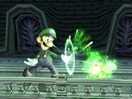 Bola de Fuego Luigi SSBB