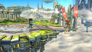 Misil (Tirador Mii) (3) SSB4 (Wii U)