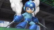 Mega Man en Wrecking Crew SSBU