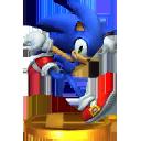 Lista de trofeos de SSB4 3DS (Sonic the Hedgehog)