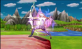 Flecha de Luz de Sheik SSB4 (3DS)