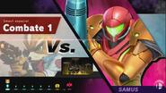 Combate 1 (Smash Arcade) Fox