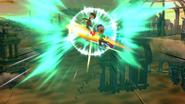 Estrella fugaz (4) SSB4 (Wii U)