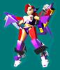 Lista de pegatinas de SSBB (Custom Robo)