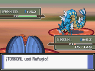 Refugio en Pokémon Diamante y Perla