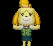 Pose T Canela SSB4 (Wii U)