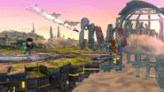 Misil (Tirador Mii) (4) SSB4 (Wii U)