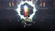 Gancho demoledor (2) SSB4 (Wii U)