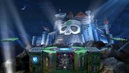 Castillo del Dr. Wily SSB4 (Wii U)