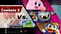 Combate 2 (Smash Arcade) Mario