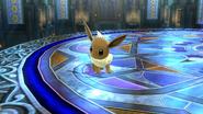 Eevee en SSB4 (Wii U)