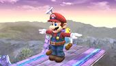 Pose T Mario (SSBB)