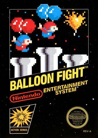 Balloon Fight (juego)