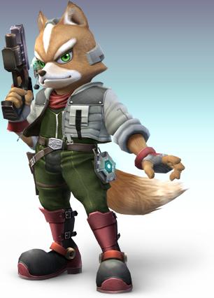 Fox (SSBB)