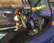Entrada Captain Falcon SSBB