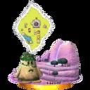 Trofeo de Magicant Smash 3DS
