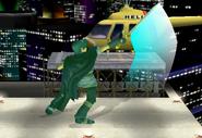 Danza del Sable Estela Verde Arriba SSBM
