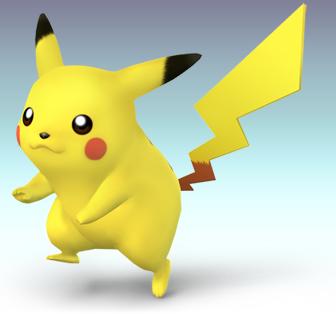 Pikachu (SSBB)