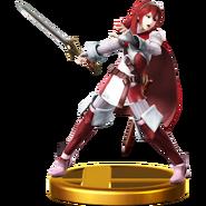 Trofeo de Lucina (alt.) SSB4 (Wii U)