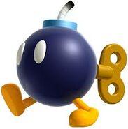 Bob-omb en New Super Mario Bros