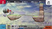 Primer escenario del creador de escenarios mostrado en el Nintendo Direct de SSB4 (Wii U)