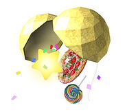 Bola de fiesta SSBB