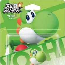 Embalaje del amiibo de Yoshi (Japón).jpg