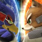 Fox y Falco en Destino final SSB4 (Wii U).png
